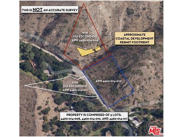 6118 Via Escondido Dr, Malibu, CA 90265