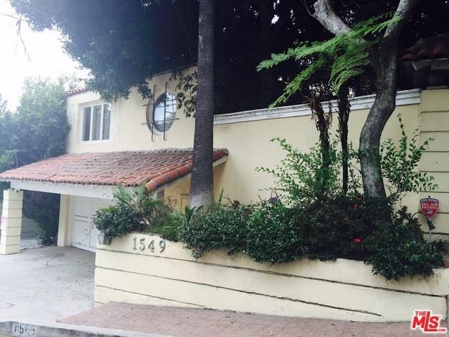 1549 N Doheny Dr, Los Angeles, CA 90069