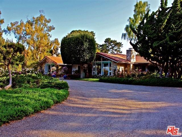 4642 Via Roblada, Santa Barbara CA 93110