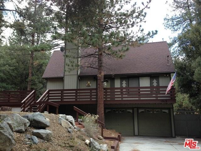 1913 Teton Way, Pine Mountain Club, CA 93222