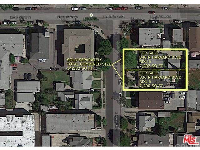 840 N Harvard Blvd, Los Angeles, CA 90029