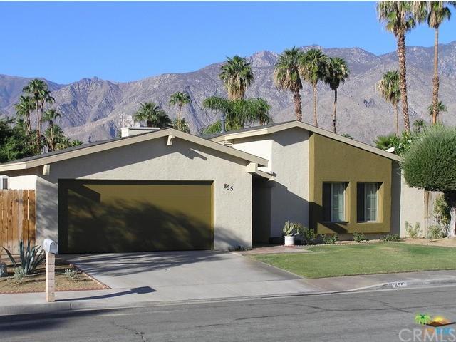 855 S Nueva Vista Dr, Palm Springs, CA