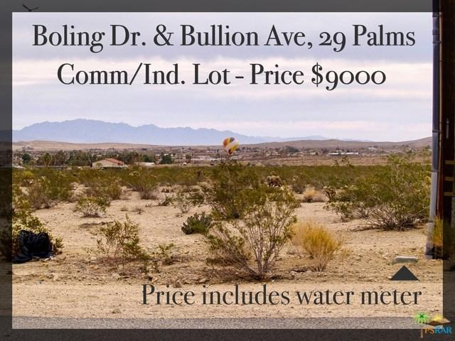 1 Bullion Avenue, 29 Palms, CA 92277