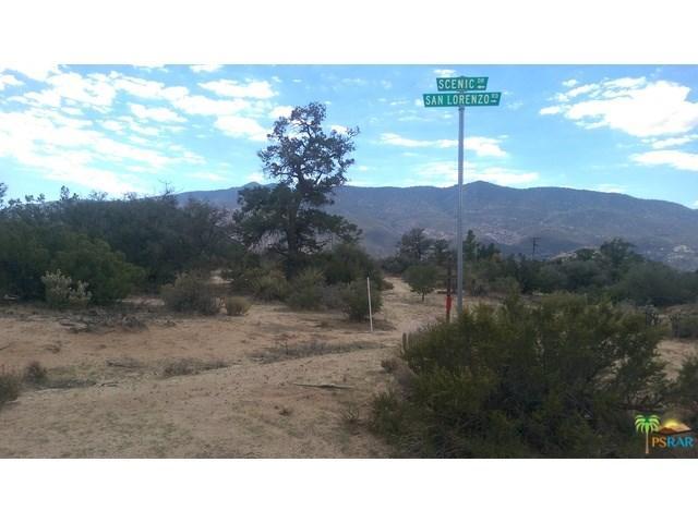 0 San Lorenzo Rd, Mountain Center, CA 92561