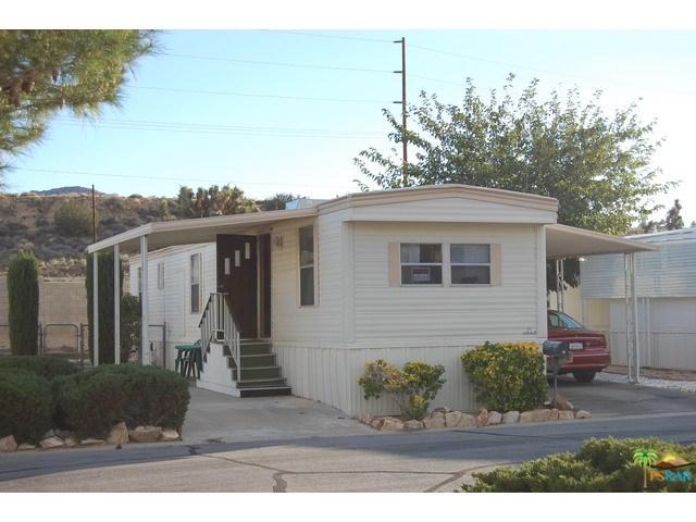 54999 Martinez Trl #20, Yucca Valley, CA 92284