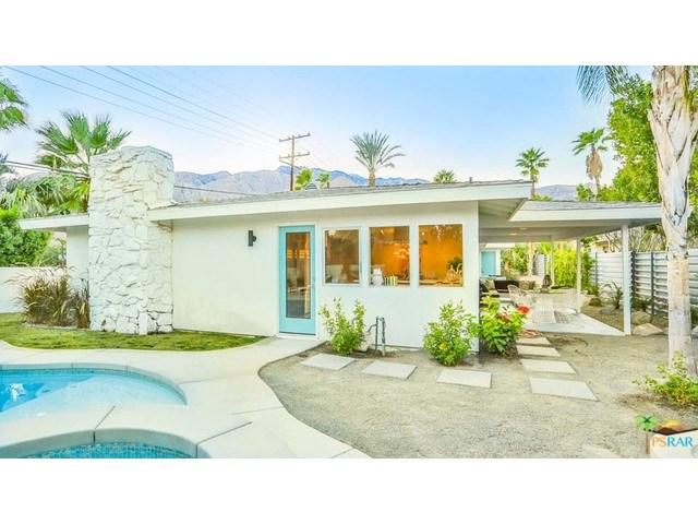 400 W Via Escuela, Palm Springs, CA
