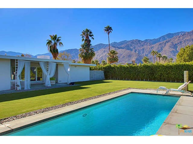 1272 N Riverside Dr, Palm Springs, CA