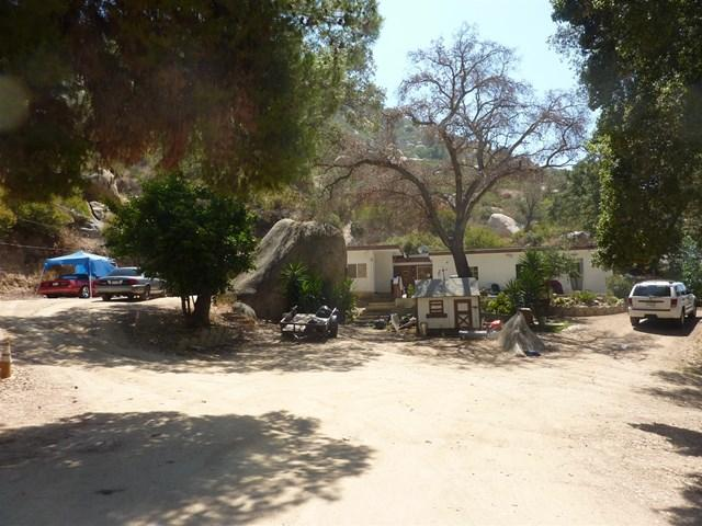 11961 Wildcat Canyon Rd, Lakeside, CA 92040