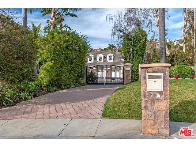 16630 Cumbre Verde Court, Pacific Palisades, CA 90272