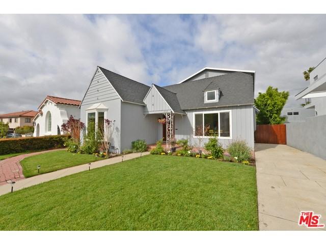 1137 S Ridgeley Drive, Los Angeles, CA 90019