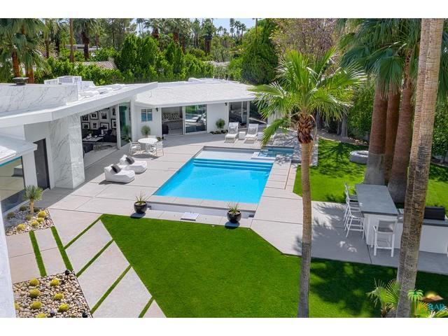 1180 N Via Monte Vis, Palm Springs, CA