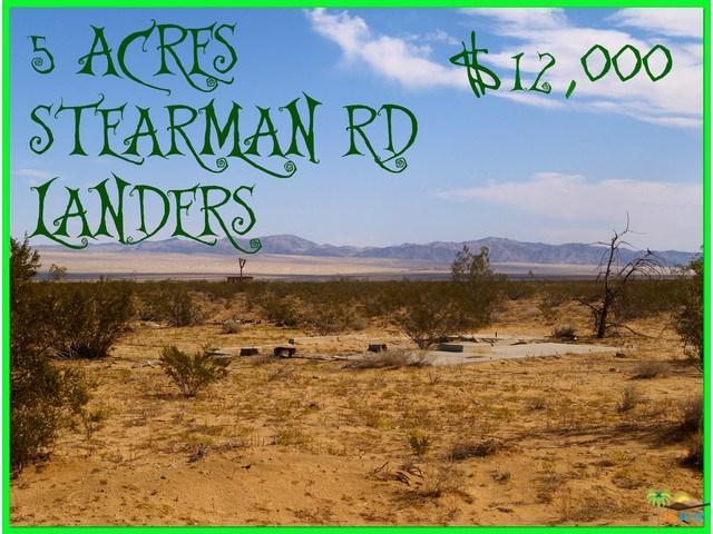 60700 Stearman Rd, Landers, CA 92285