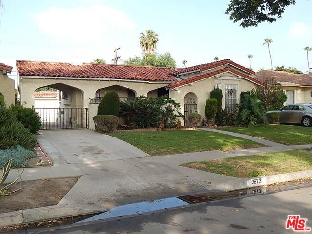 3673 Wellington Rd, Los Angeles, CA