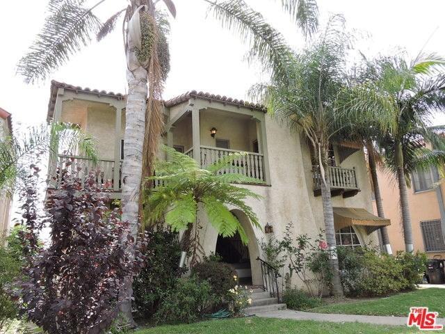 1118 S Sycamore Ave, Los Angeles, CA 90019