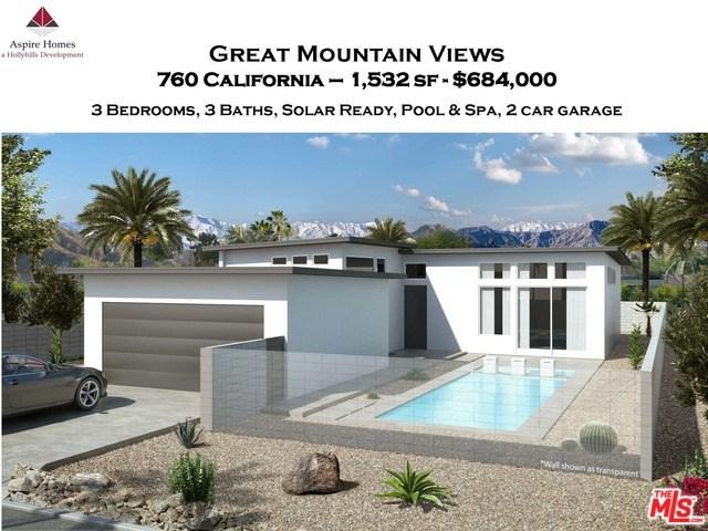 768 California Ave, Palm Springs, CA