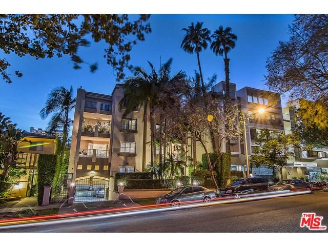 1323 N Sweetzer Ave #APT 201, West Hollywood, CA