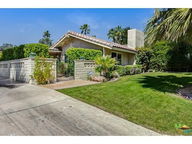 592 N Tercero Cir, Palm Springs, CA