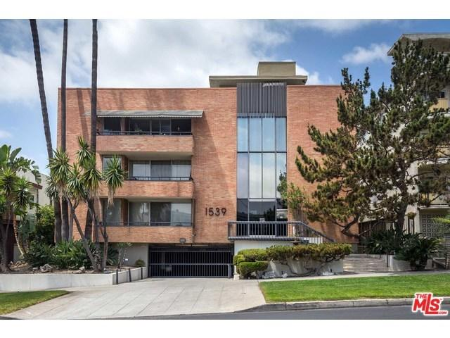 1539 N Laurel Ave #APT 203, Los Angeles CA 90046