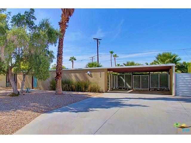 326 E Laurel Cir, Palm Springs, CA 92262