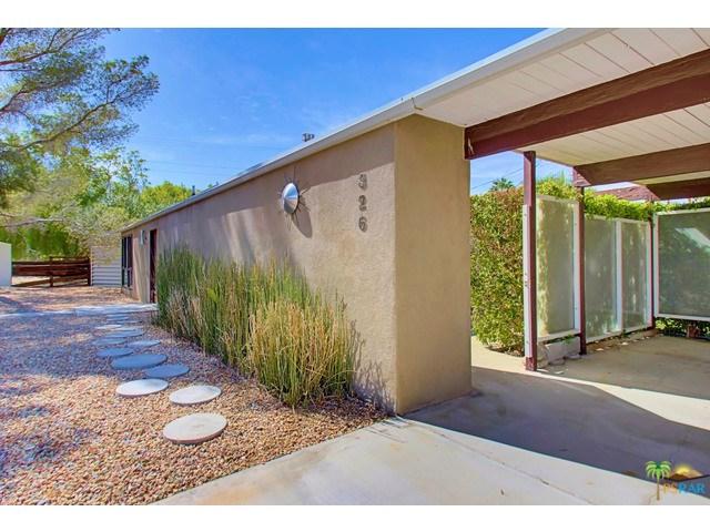 326 E Laurel Circle, Palm Springs, CA 92262