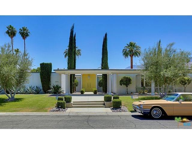 2494 S Alhambra Dr, Palm Springs, CA