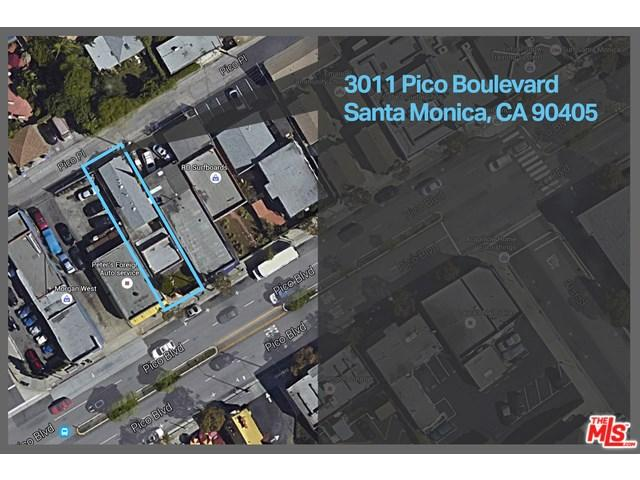 3011 Pico Blvd, Santa Monica, CA 90405