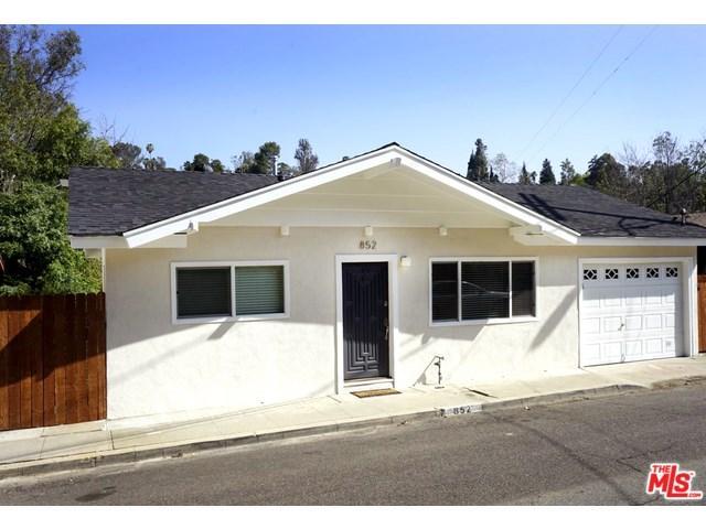 852 Oneonta Dr, Los Angeles, CA