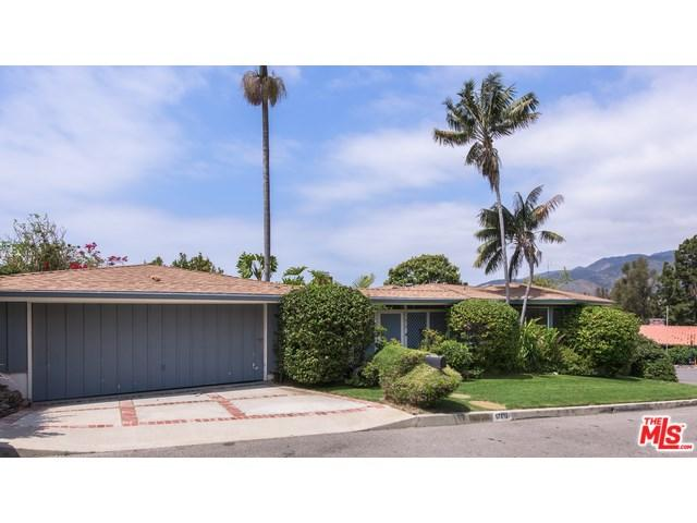 17810 Sabbiadoro Way, Pacific Palisades, CA