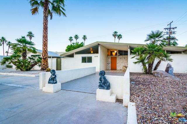1890 S Navajo Drive, Palm Springs, CA 92264