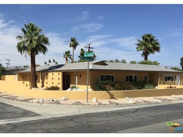 1820 N San Gorgonio Rd, Palm Springs, CA