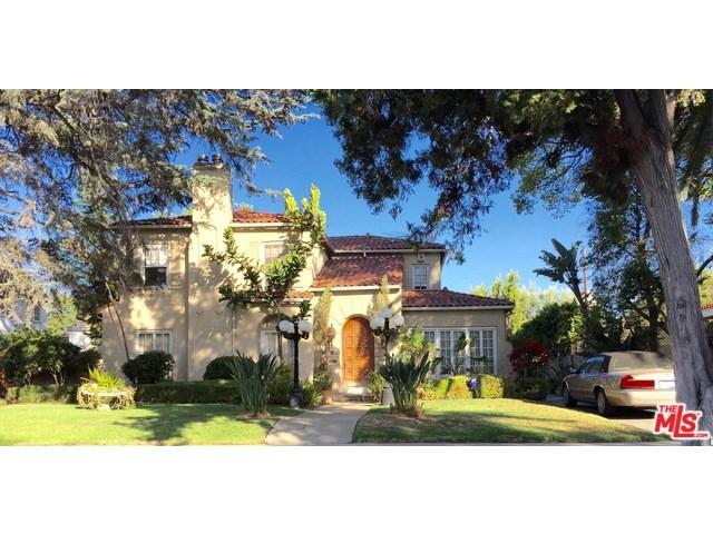 1709 Buckingham Rd, Los Angeles, CA