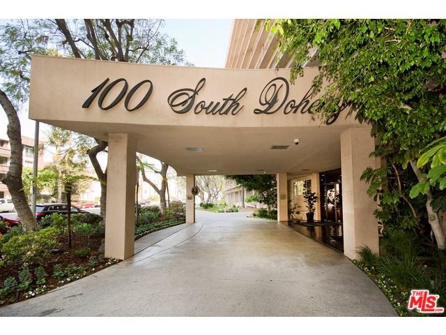 100 S Doheny Dr #203, Los Angeles, CA 90048
