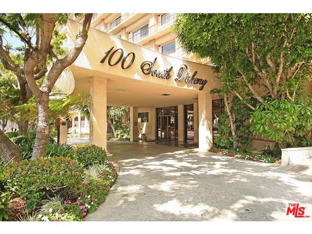 100 S Doheny Dr #423, Los Angeles, CA 90048