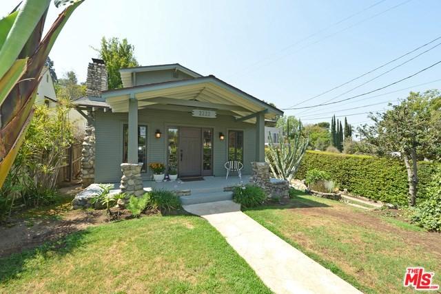 2222 Brier Avenue, Los Angeles, CA 90039