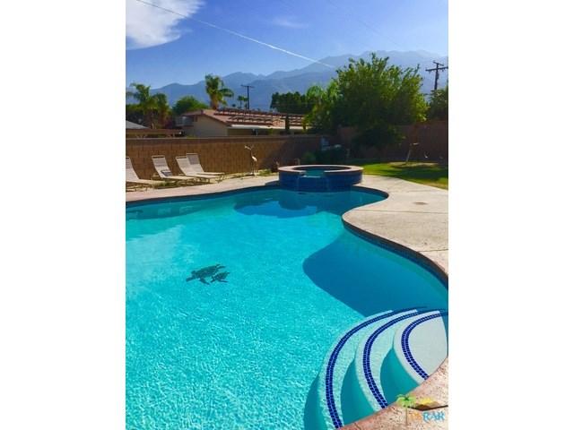 2863 E Viaduct Escuela, Palm Springs, CA 92262
