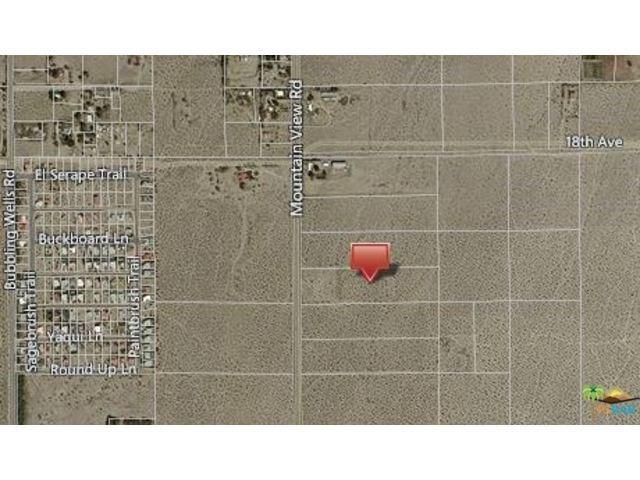 0 Mountain View Rd, Desert Hot Springs, CA 92240