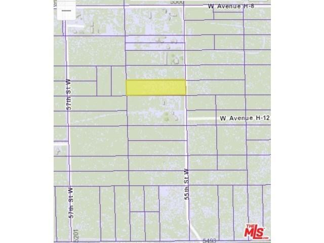 0 Vac55 Stwvic Avenue H1, Del Sur, CA 93536
