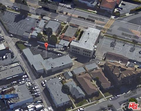 2412 Federal Ave, Los Angeles, CA 90064