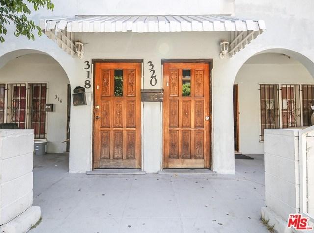 316 S Catalina Street, Los Angeles, CA 90020