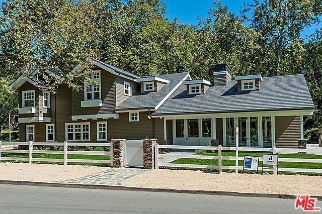 23344 Palm Canyon Lane, Malibu, CA 90265