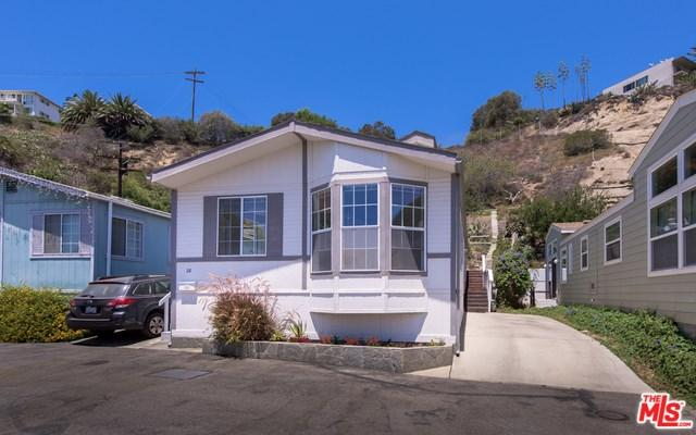 17015 Pacific Coast Hwy #28, Pacific Palisades, CA 90272