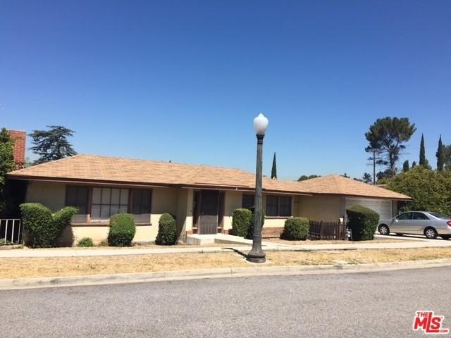 1801 Parkview Dr, Alhambra, CA 91803