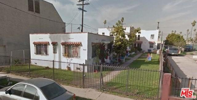 949 W 82nd St, Los Angeles, CA 90044