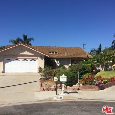 15604 New Hampton St, Hacienda Heights, CA 91745