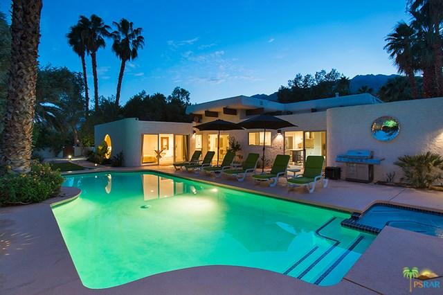 550 N Arquilla Rd, Palm Springs, CA 92262