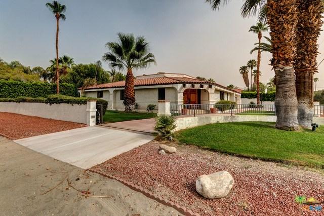 815 N Arquilla Road, Palm Springs, CA 92262