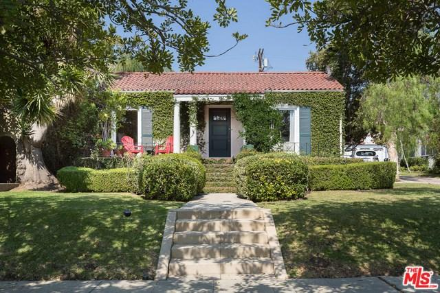 Loans near  N Beachwood Dr, Los Angeles CA