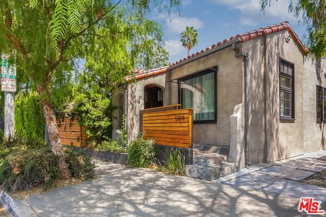 504 N San Vicente, West Hollywood, CA 90048