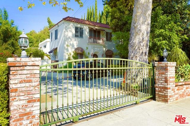 1743 Courtney Ave, Los Angeles, CA 90046