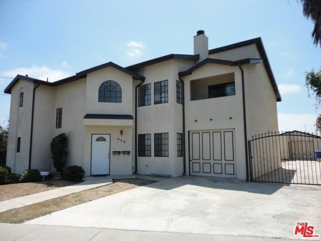 646 W 127th St, Los Angeles, CA 90044